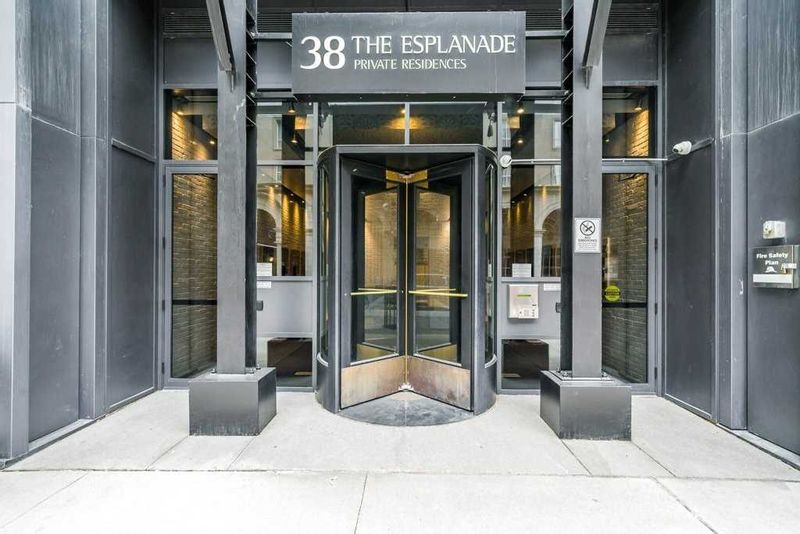 FEATURED LISTING: 1102 - 38 The Esplanade Avenue Toronto