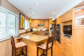 """Photo 5: 1 3150 E 58TH Avenue in Vancouver: Champlain Heights Townhouse for sale in """"HIGHGATE"""" (Vancouver East)  : MLS®# R2142196"""