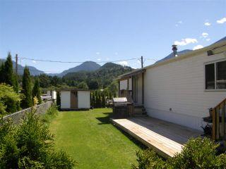Photo 12: 44 65367 KAWKAWA LAKE Road in Hope: Hope Kawkawa Lake Manufactured Home for sale : MLS®# R2077545