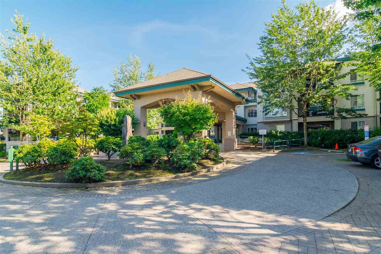 "Main Photo: 337 19528 FRASER Highway in Surrey: Cloverdale BC Condo for sale in ""The Fairmont"" (Cloverdale)  : MLS®# R2520413"