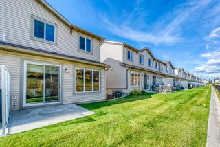 Photo 32: 215 Sunset Point: Cochrane Row/Townhouse for sale : MLS®# A1148057