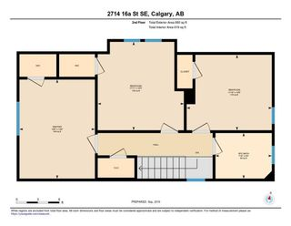 Photo 29: 2714 16A Street SE in Calgary: Inglewood Detached for sale : MLS®# C4292083