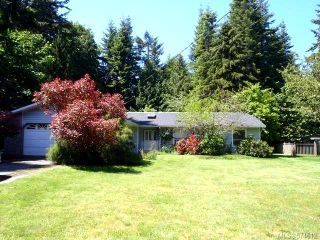 Photo 1: 1045 Forgotten Dr in PARKSVILLE: PQ Parksville House for sale (Parksville/Qualicum)  : MLS®# 574612