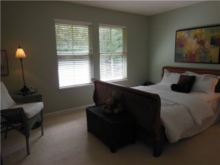 """Photo 10: 44 1550 LARKHALL Crescent in North Vancouver: Northlands Townhouse for sale in """"Nahanee Woods"""" : MLS®# V1057565"""