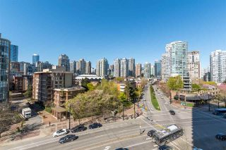 "Photo 10: 801 198 AQUARIUS Mews in Vancouver: Yaletown Condo for sale in ""Aquarius II."" (Vancouver West)  : MLS®# R2575531"