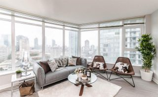 Photo 1: 2204 4900 LENNOX Lane in Burnaby: Metrotown Condo for sale (Burnaby South)  : MLS®# R2224785