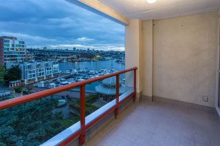 Photo 2: 506 1008 BEACH AVENUE in Vancouver: Yaletown Condo for sale (Vancouver West)  : MLS®# R2306012