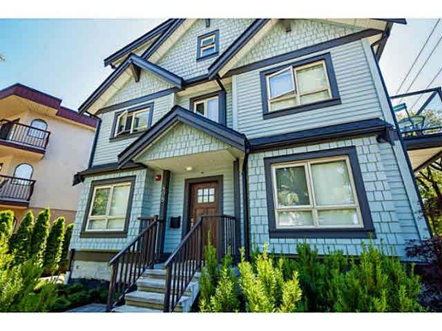 Main Photo: 408 E 44TH AVENUE in Vancouver: Fraser VE Townhouse for sale (Vancouver East)  : MLS®# V1130918