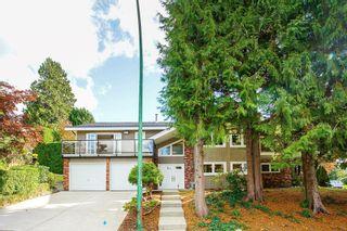 """Photo 1: 7464 KILREA Crescent in Burnaby: Montecito House for sale in """"MONTECITO"""" (Burnaby North)  : MLS®# R2625206"""