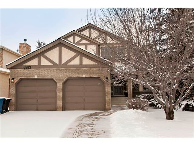 Main Photo: Photos: 6982 CHRISTIE ESTATE Boulevard SW in Calgary: Christie Park House for sale : MLS®# C4042652
