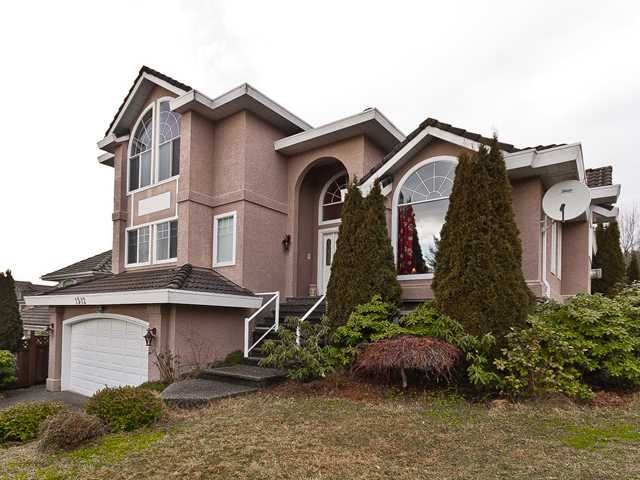 FEATURED LISTING: 1512 EAGLE MOUNTAIN Drive Coquitlam