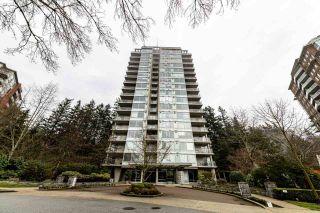 "Photo 1: 1508 5639 HAMPTON Place in Vancouver: University VW Condo for sale in ""University"" (Vancouver West)  : MLS®# R2440762"