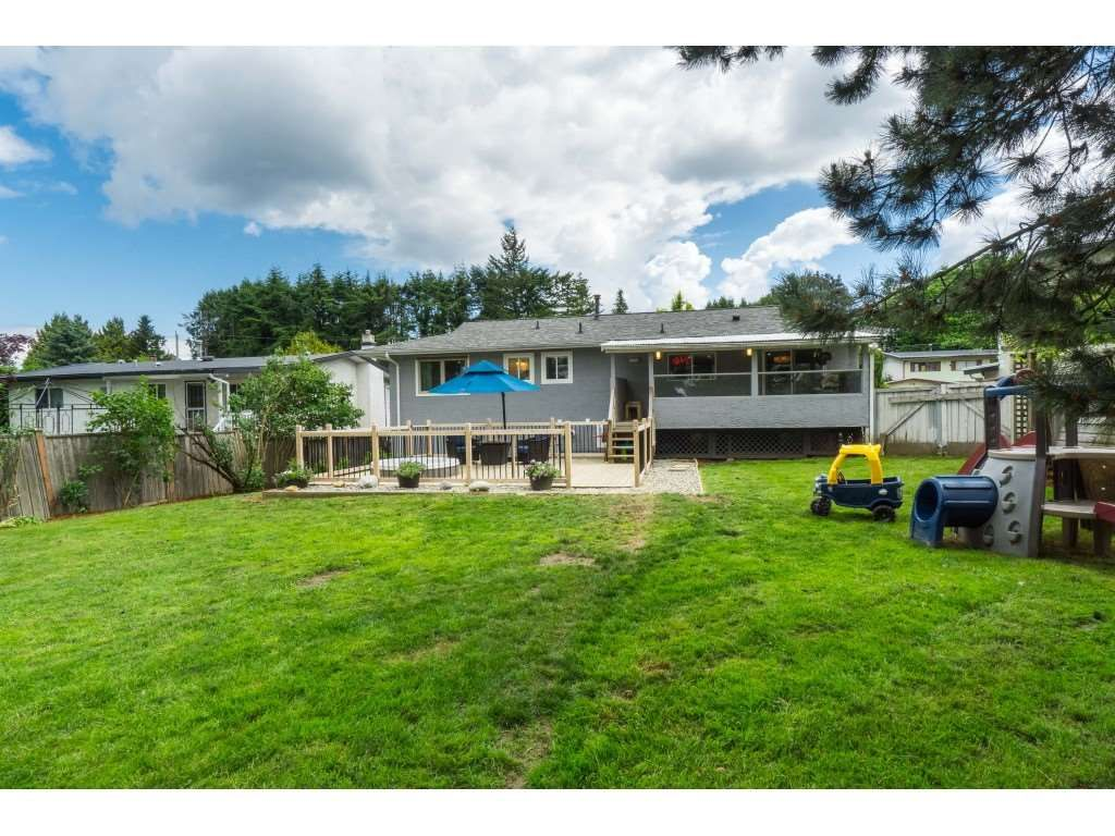 """Photo 37: Photos: 2669 VALEMONT Crescent in Abbotsford: Abbotsford West House for sale in """"West Clearbrook"""" : MLS®# R2460646"""