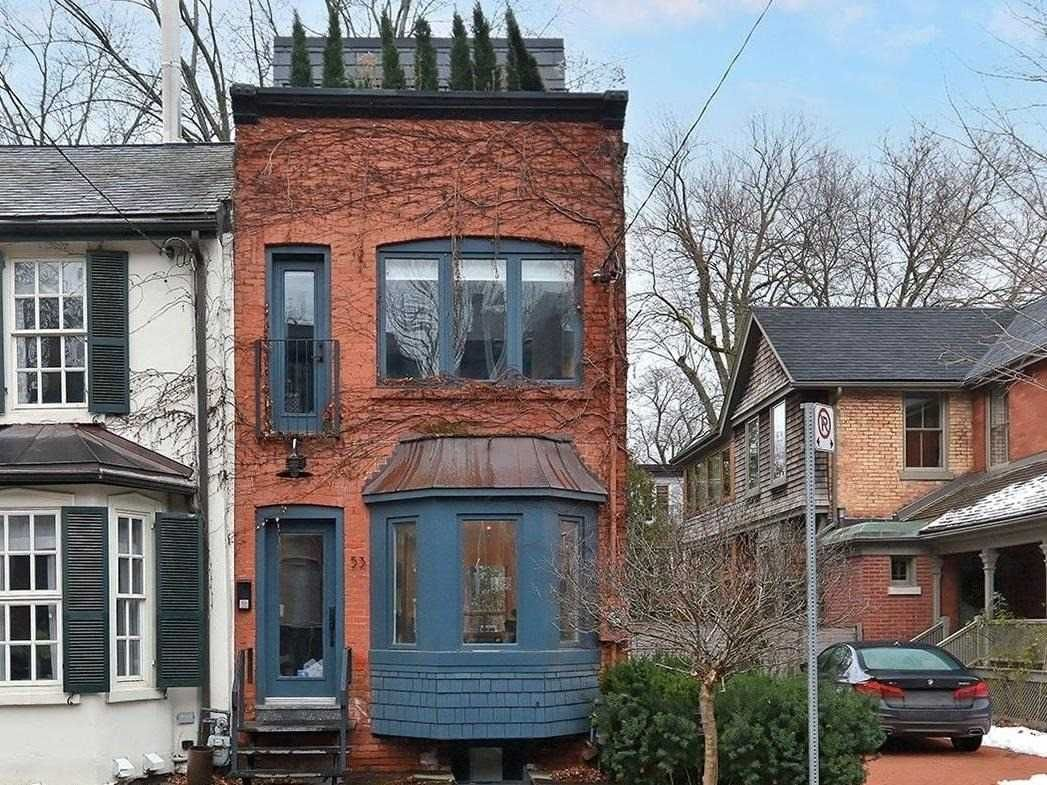 Main Photo: 53 Boswell Avenue in Toronto: Annex House (3-Storey) for sale (Toronto C02)  : MLS®# C5096607