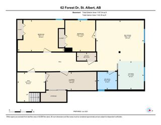 Photo 44: 62 Forest Drive: St. Albert House for sale : MLS®# E4247245