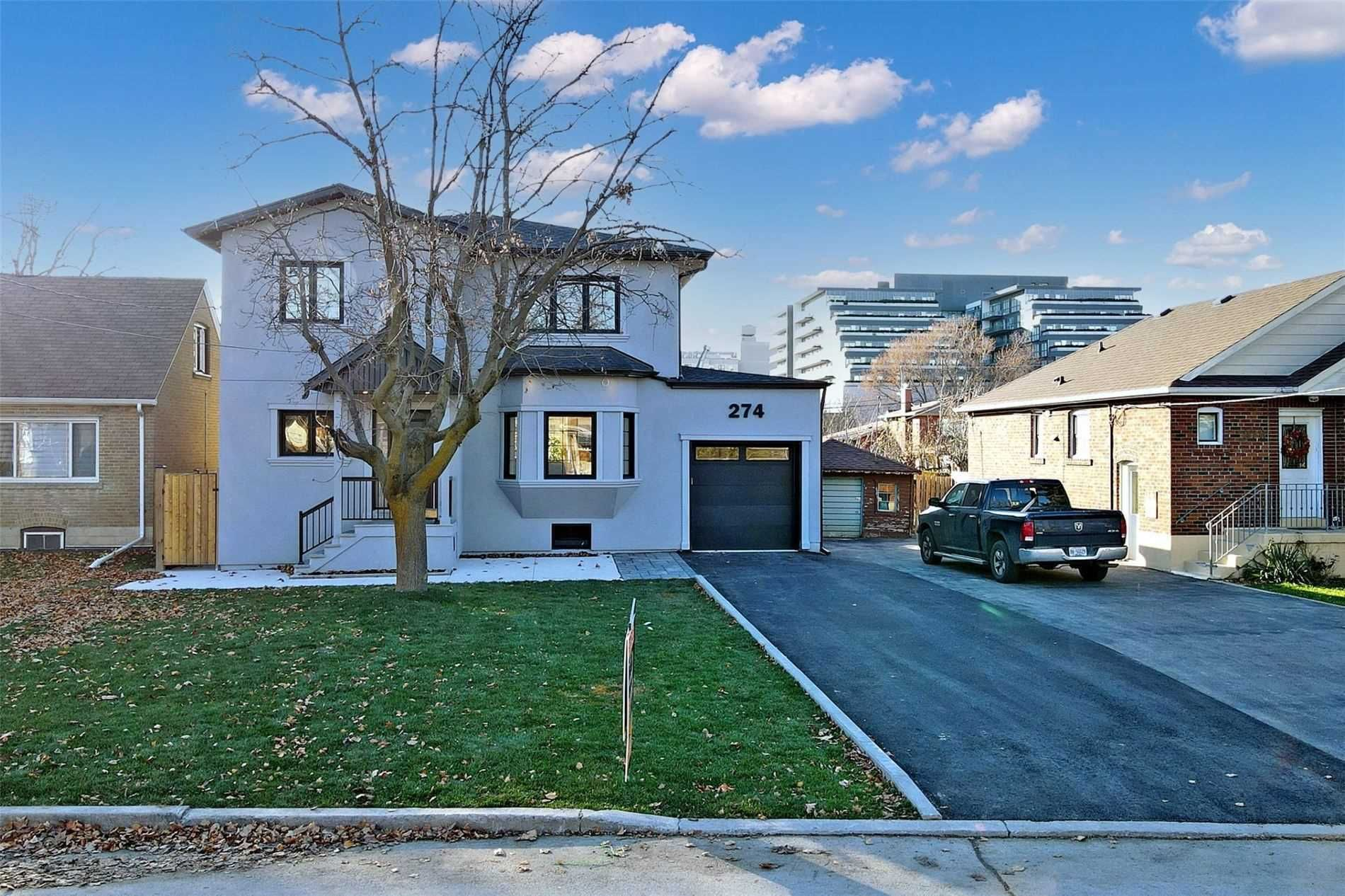 Main Photo: 274 Cornelius Parkway in Toronto: Downsview-Roding-CFB Freehold for sale (Toronto W05)  : MLS®# W5128866