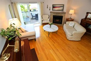 Photo 3: 107 3753 W 10TH Avenue in Vancouver: Point Grey Townhouse for sale (Vancouver West)  : MLS®# R2502450