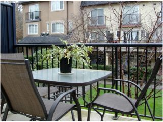 """Photo 9: 32 1561 BOOTH Avenue in Coquitlam: Maillardville Townhouse for sale in """"THE COURCELLES"""" : MLS®# V942779"""
