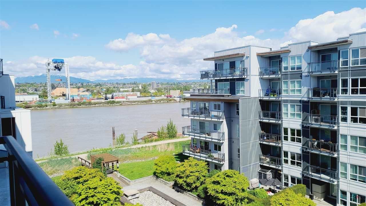 Main Photo: 601 10033 RIVER Drive in Richmond: Bridgeport RI Condo for sale : MLS®# R2575915