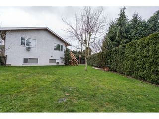 Photo 37: 2355 RIDGEWAY Street in Abbotsford: Abbotsford West House for sale : MLS®# R2537174