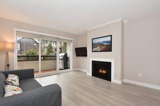 "Photo 3: 218 550 E 6TH Avenue in Vancouver: Mount Pleasant VE Condo for sale in ""LANDMARK GARDENS"" (Vancouver East)  : MLS®# R2143032"