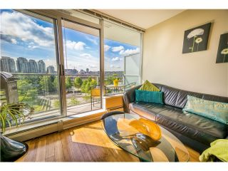 Photo 7: # 710 58 KEEFER PL in Vancouver: Downtown VW Condo for sale (Vancouver West)  : MLS®# V1066001
