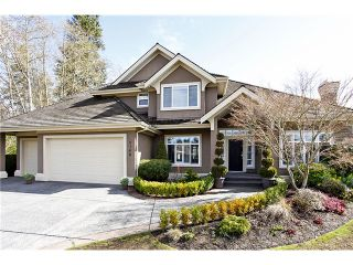 """Photo 1: 2148 138TH Street in Surrey: Elgin Chantrell House for sale in """"CHANTRELL PARK ESTATES"""" (South Surrey White Rock)  : MLS®# F1403788"""