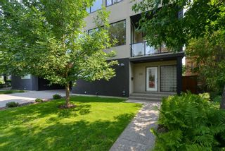 Main Photo: 102 1720 12 Street SW in Calgary: Lower Mount Royal Row/Townhouse for sale : MLS®# A1132093