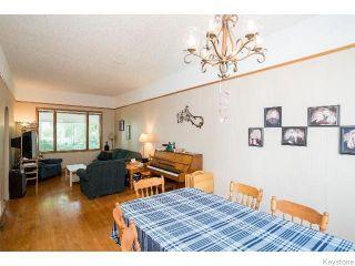 Photo 5: 204 Aubrey Street in WINNIPEG: West End / Wolseley Residential for sale (West Winnipeg)  : MLS®# 1518711