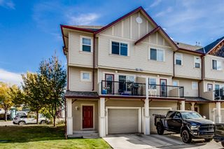Main Photo: 241 Copperfield Boulevard SE in Calgary: Copperfield Row/Townhouse for sale : MLS®# A1149034
