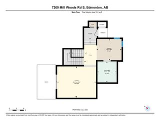 Photo 23: 7260 MILL WOODS Road S in Edmonton: Zone 29 Townhouse for sale : MLS®# E4222839