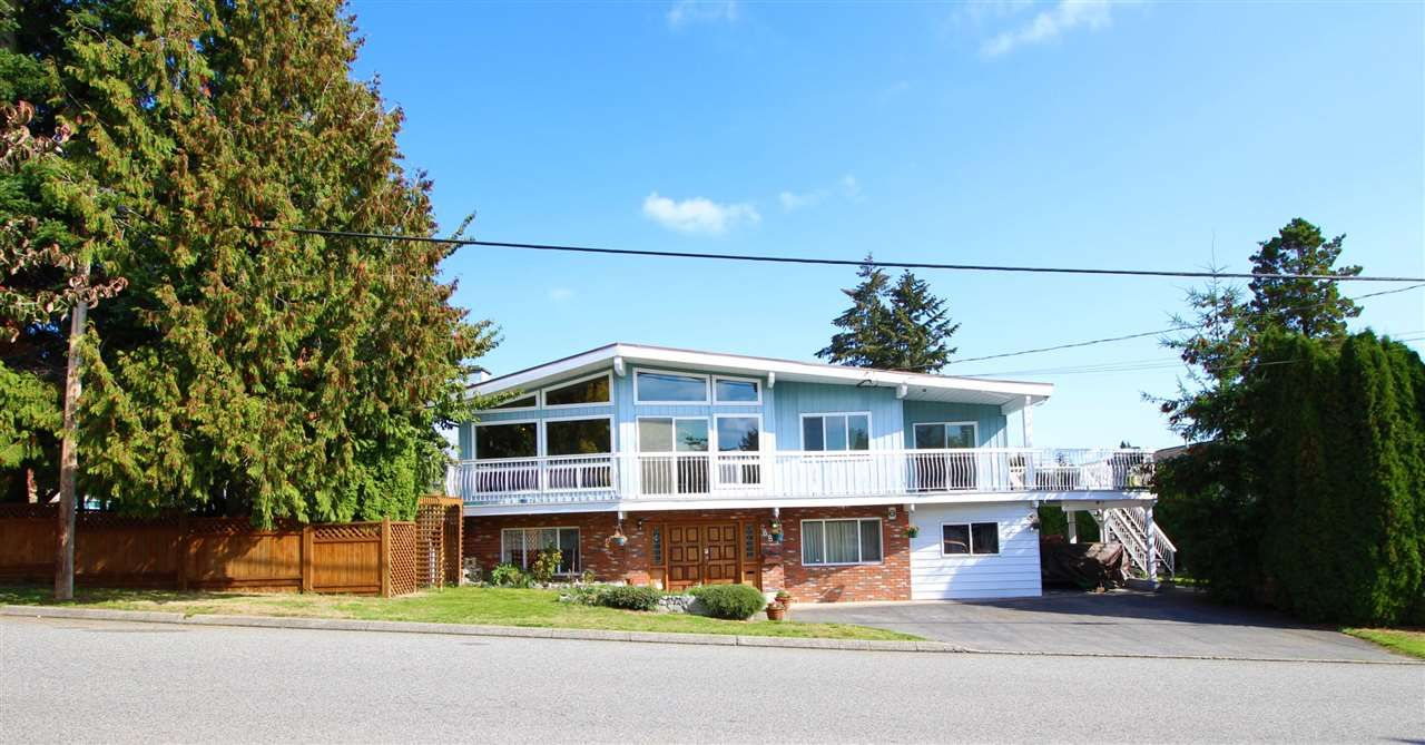 """Main Photo: 887 TWENTY FIRST Street in New Westminster: Connaught Heights House for sale in """"CONNAUGHT HEIGHTS"""" : MLS®# R2112493"""