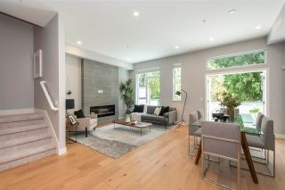 """Photo 9: 4676 CAPILANO Road in North Vancouver: Canyon Heights NV Townhouse for sale in """"Canyon North"""" : MLS®# R2591103"""