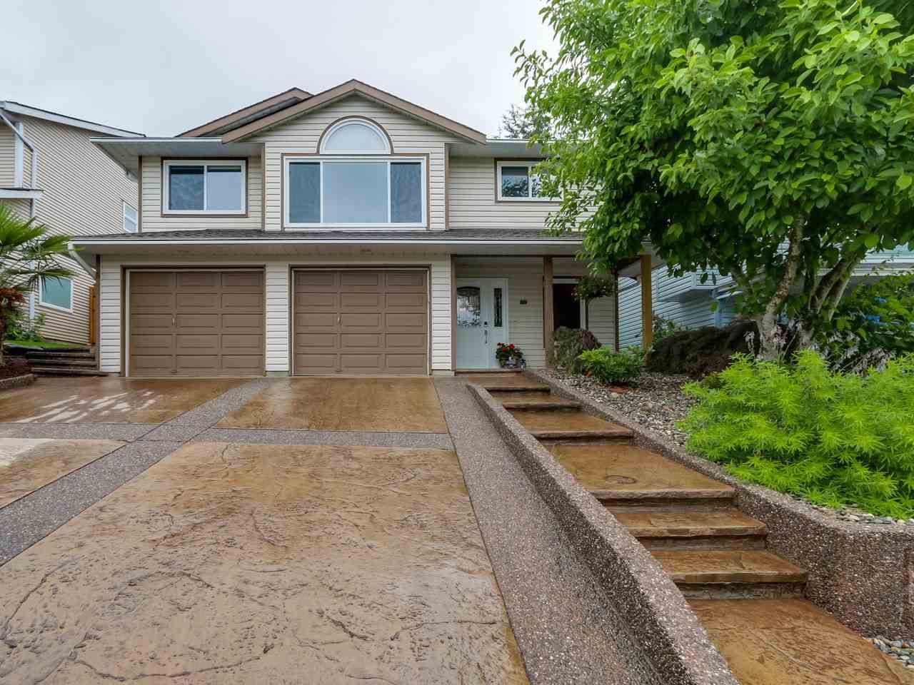Main Photo: 2933 CORD Avenue in Coquitlam: Canyon Springs House for sale : MLS®# R2114712