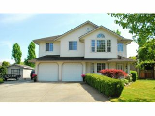 Photo 1: 2602 BLACKHAM Drive in Abbotsford: Abbotsford East House for sale : MLS®# F1304039