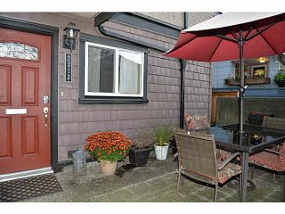 """Photo 4: 2312 VINE Street in Vancouver: Kitsilano Townhouse for sale in """"7TH & VINE"""" (Vancouver West)  : MLS®# R2377630"""