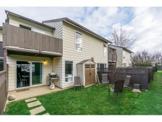 """Photo 19: 106 2844 273 Street in Langley: Aldergrove Langley Townhouse for sale in """"Chelsea Court"""" : MLS®# R2039587"""