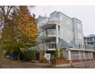 "Photo 1: 101 8728 MARINE Drive in Vancouver: Marpole Condo for sale in ""RIVERVIEW COURT"" (Vancouver West)  : MLS®# V794426"