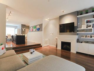 """Photo 5: 709 PREMIER Street in North Vancouver: Lynnmour Townhouse for sale in """"WEDGEWOOD"""" : MLS®# V1138675"""