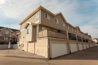 Photo 29: 27 675 ALBANY Way in Edmonton: Zone 27 Townhouse for sale : MLS®# E4237540