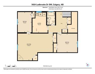 Photo 42: 5424 Ladbrooke Drive SW in Calgary: Lakeview Detached for sale : MLS®# A1103272
