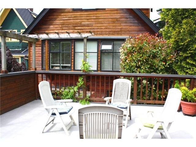 Main Photo: 2648 W 5TH AV in Vancouver: Kitsilano Condo for sale (Vancouver West)  : MLS®# V832162