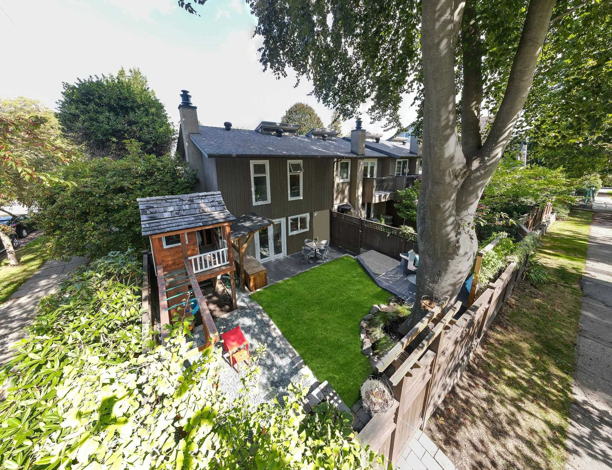 Main Photo: 3090 ALBERTA Street in Vancouver: Mount Pleasant VW Townhouse for sale (Vancouver West)  : MLS®# R2617840