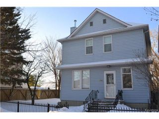 Photo 1: 694 College Avenue in Winnipeg: North End Residential for sale (4A)  : MLS®# 1702787