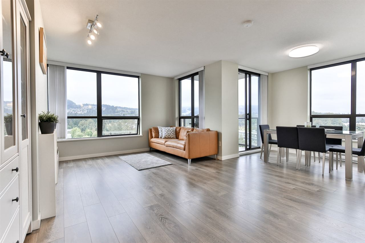 """Main Photo: 1605 2982 BURLINGTON Drive in Coquitlam: North Coquitlam Condo for sale in """"Edgemont by BOSA"""" : MLS®# R2500283"""