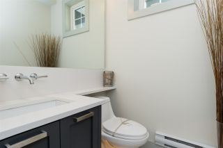 Photo 6: 11 188 WOOD STREET in New Westminster: Queensborough Townhouse for sale : MLS®# R2209066