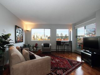 """Photo 11: 404 1510 W 1ST Avenue in Vancouver: False Creek Condo for sale in """"MARINERS POINT"""" (Vancouver West)  : MLS®# V919317"""