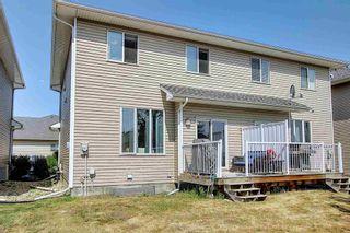 Photo 47: 6 18230 104A Street in Edmonton: Zone 27 House Half Duplex for sale : MLS®# E4253694