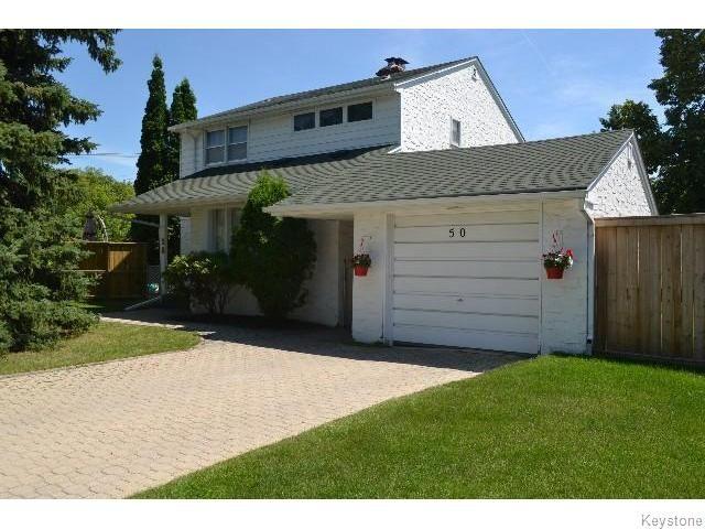 Main Photo: 50 Hind Avenue in WINNIPEG: St James Residential for sale (West Winnipeg)  : MLS®# 1519306