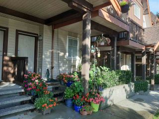 """Photo 1: 14 2000 PANORAMA Drive in Port Moody: Heritage Woods PM Townhouse for sale in """"Mountain's Edge"""" : MLS®# R2526570"""
